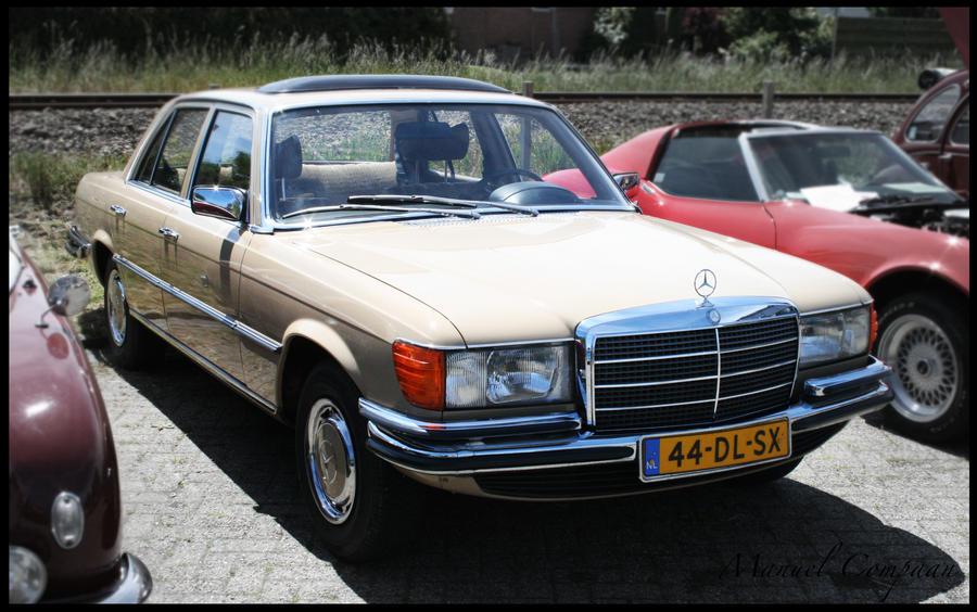 1974 mercedes benz 280 s by compaan art on deviantart for 1974 mercedes benz 280