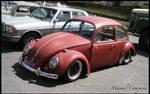 1966 Volkswagen Beetle Rat