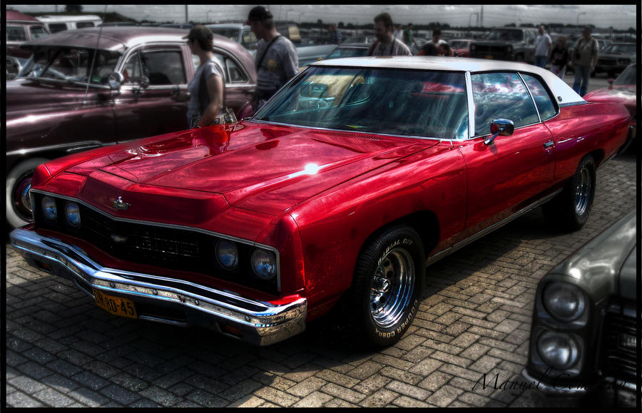 1973 Chevrolet Caprice by compaan-art