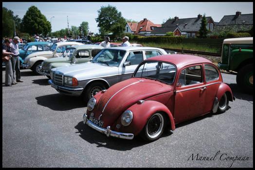 1966 VW Beetle Rat