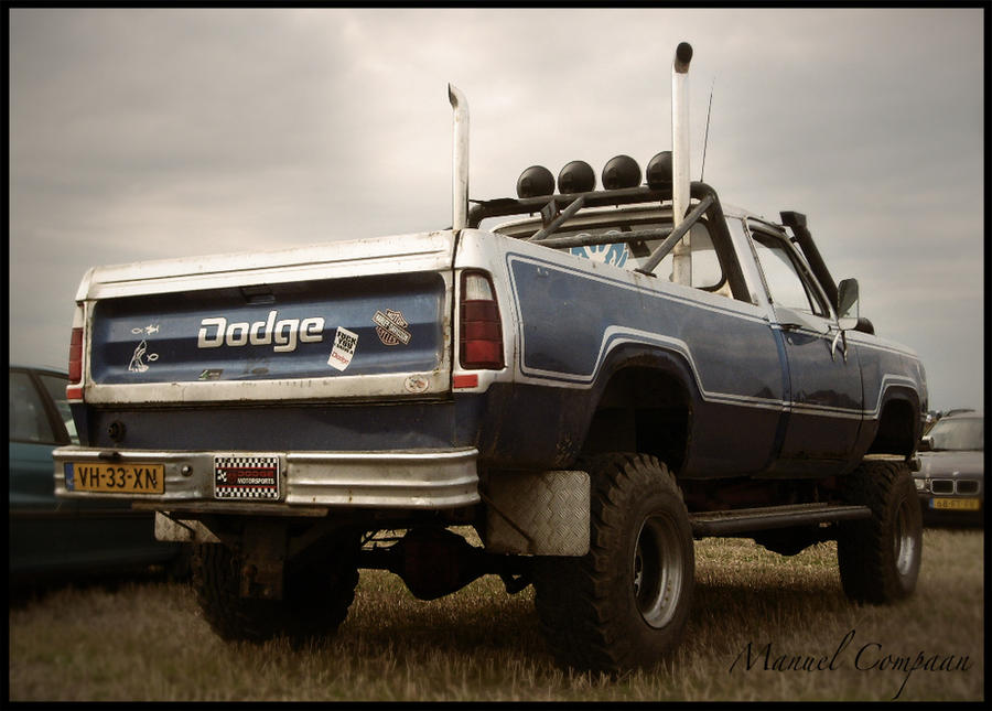 1977 dodge w200 by compaan art on deviantart 1977 dodge w200 by compaan art sciox Image collections