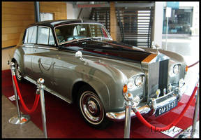 1963 Silver Cloud MKIII