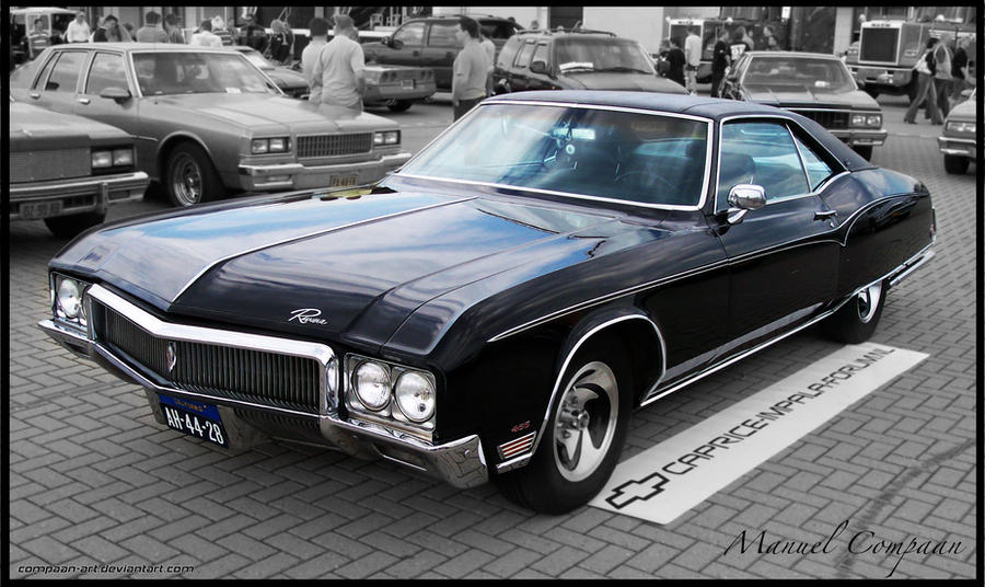 1970 Buick Riviera Coupe by ~compaan-art on deviantART