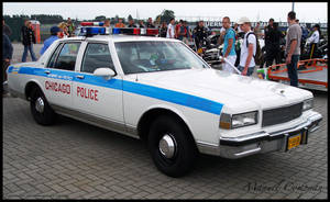 1981 Chevrolet Caprice Classic by compaan-art