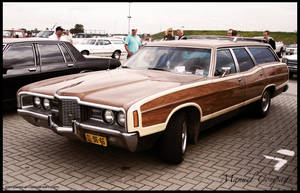 1971 Ford LTD Wagon by compaan-art