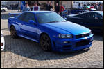 2001  Skyline R34 GT-R V-Spec