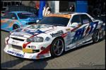 2001 Nissan Skyline R34 Drift