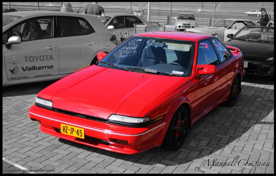 1989 Toyota Corolla GTS