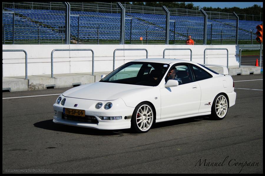 1998 Honda Integra Type R by compaan-art on DeviantArt