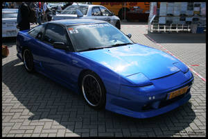 1992 Nissan  200SX by compaan-art