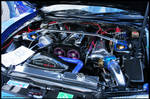 830HP Supra Engine