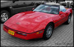 1986 Corvette C4 Conv.
