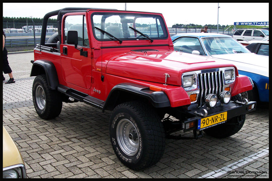 1994 Jeep Wrangler By Compaan
