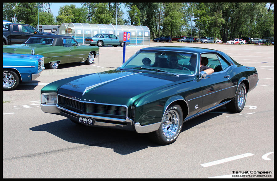 1966 Buick Riviera by compaan-art