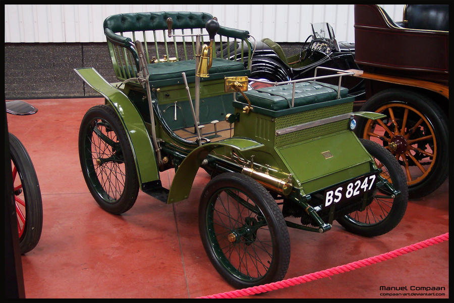 1900 Peugeot Type 31 8-HP Duc by compaan-art