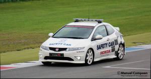 Honda Civic Safety Car