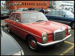 1973 Mercedes-Benz 220 D