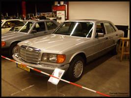 1981 Mercedes-Benz 300SD by compaan-art