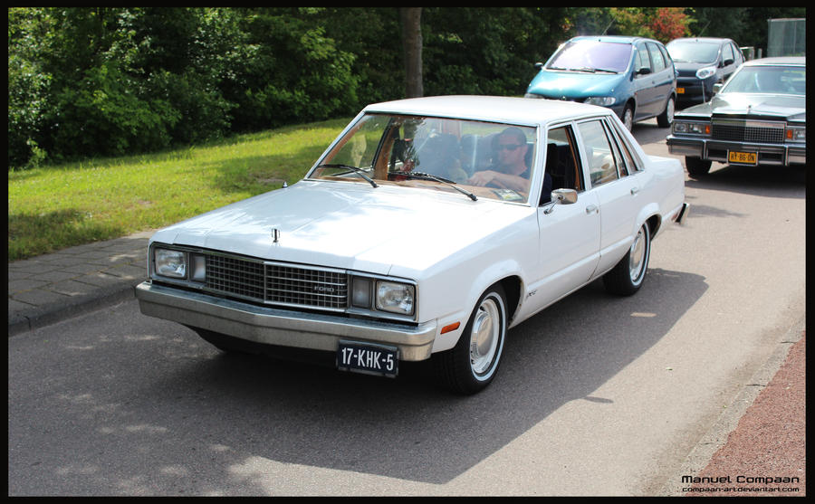 Ford Fairmont 1978 on ford el falcon