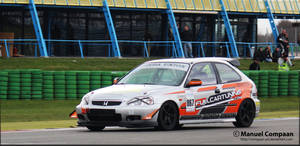 Time Attack Civic