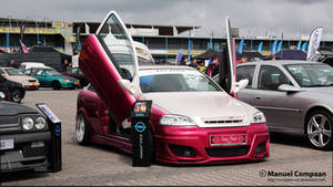 Custom Opel Astra