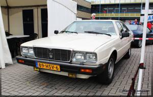 1986 Maserati Quattroporte 4900