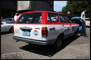 1977 Datsun 120Y Wagon
