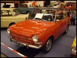 1974 DAF 44