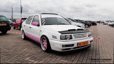 1996 Volkswagen Vento by compaan-art