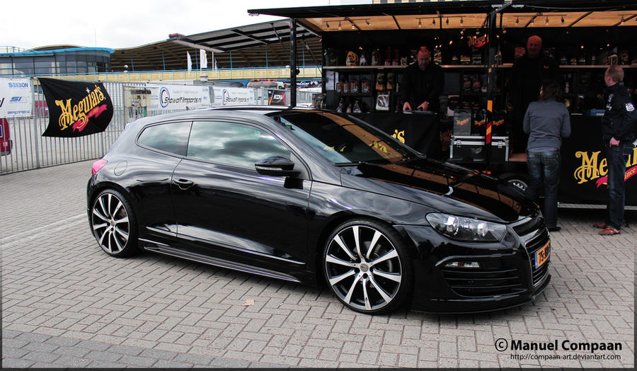 2011 vw scirocco by rieger by compaan art on deviantart. Black Bedroom Furniture Sets. Home Design Ideas