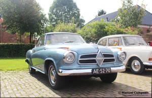 1958 Borgward H1500 Coupe