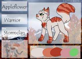 Appleflower | APP | by luvalphvle