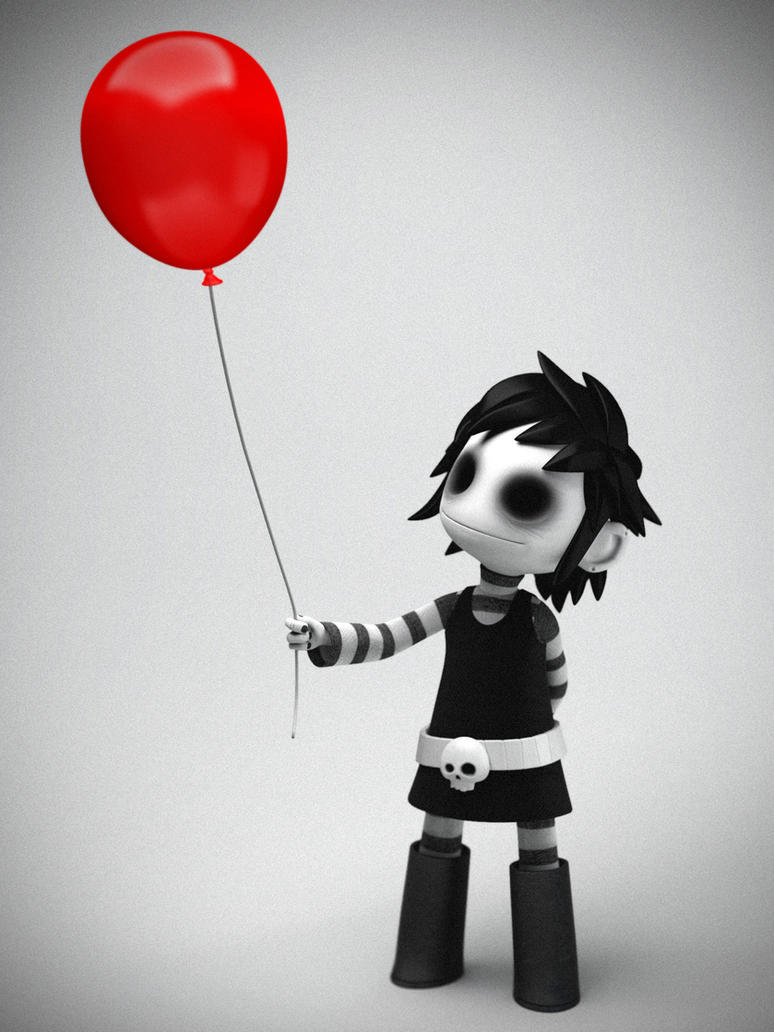 Alicia ballon o globo by alejit0 on deviantart - Oglo o ...
