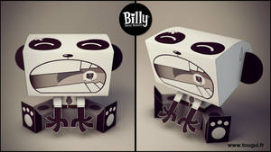Billy Sweet Monster