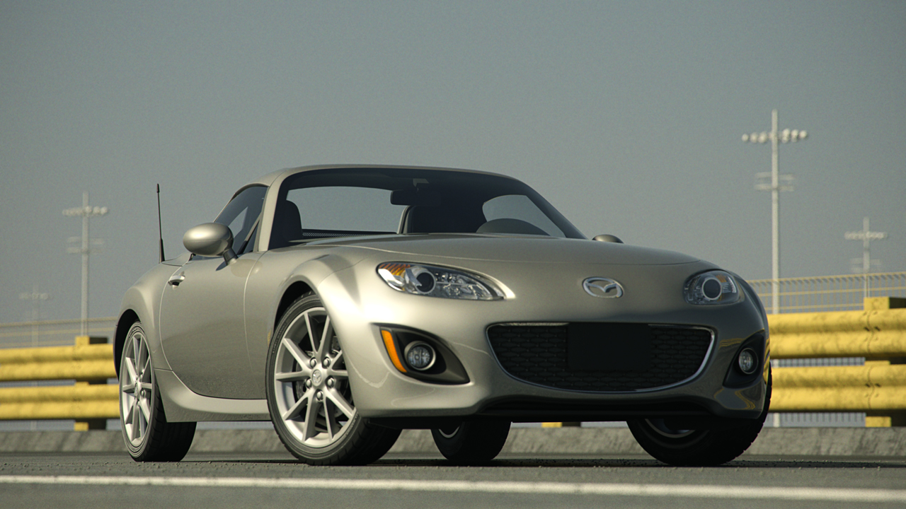 Mazda MX5 by alejit0