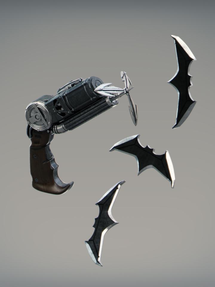 Bat Accesories by alejit0