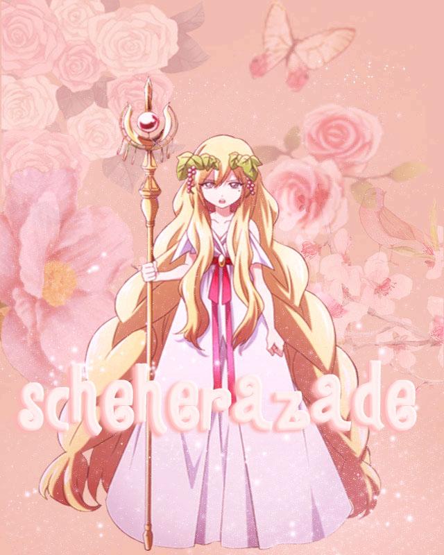 scheherazade kawaii by princesan