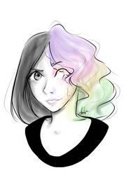 Rainbow by mariamora294
