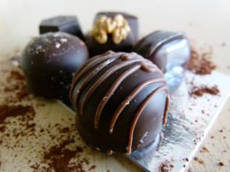 Chocolate Temptation by Chocolatecookiecrumb