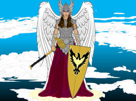 Valkyrie by Blunt-Object1