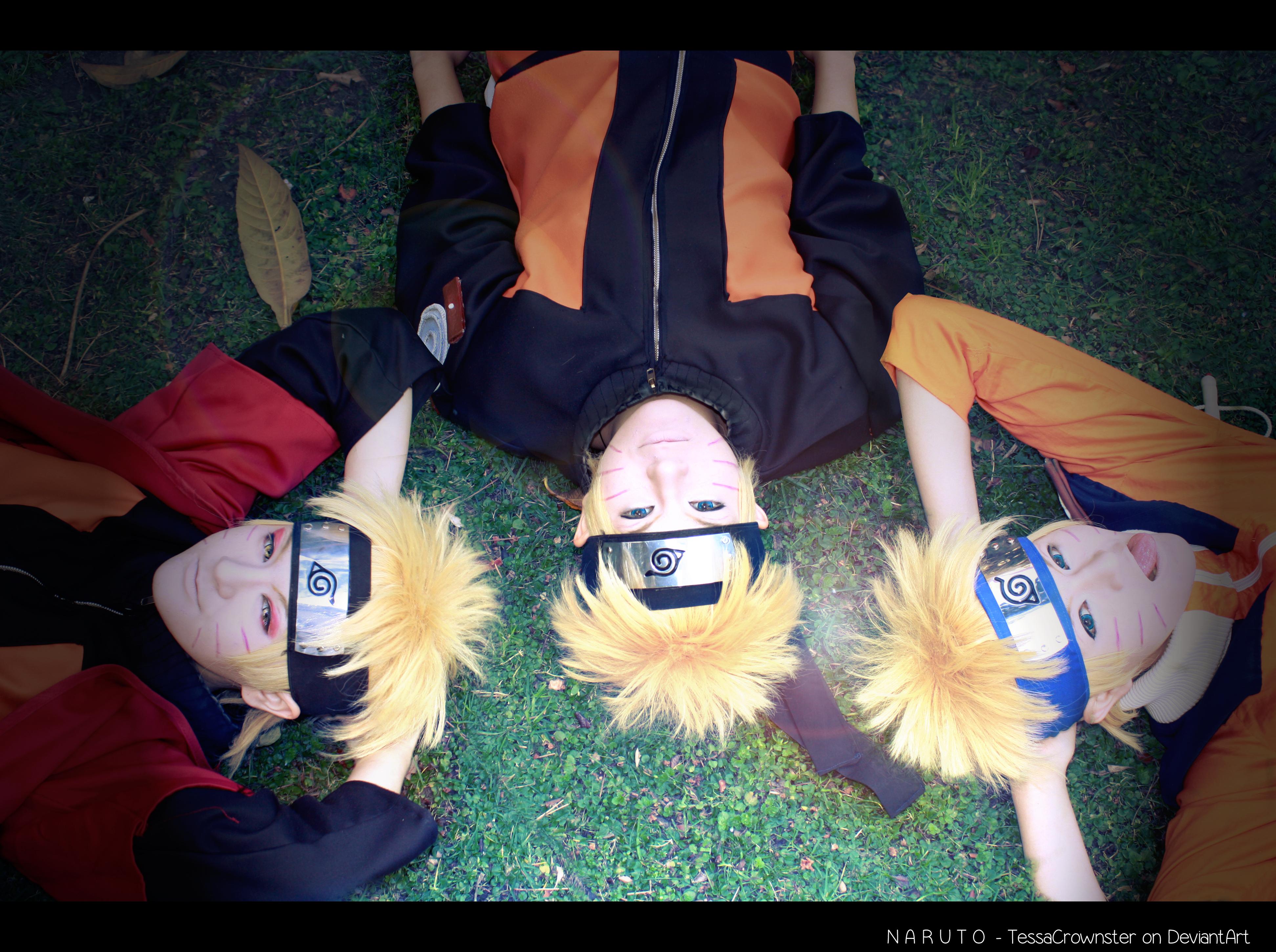 Life of a Ninja - NARUTO Cosplay by TessaCrownster