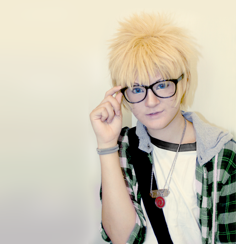 Casual Naruto - DeviantArt ID by TessaCrownster