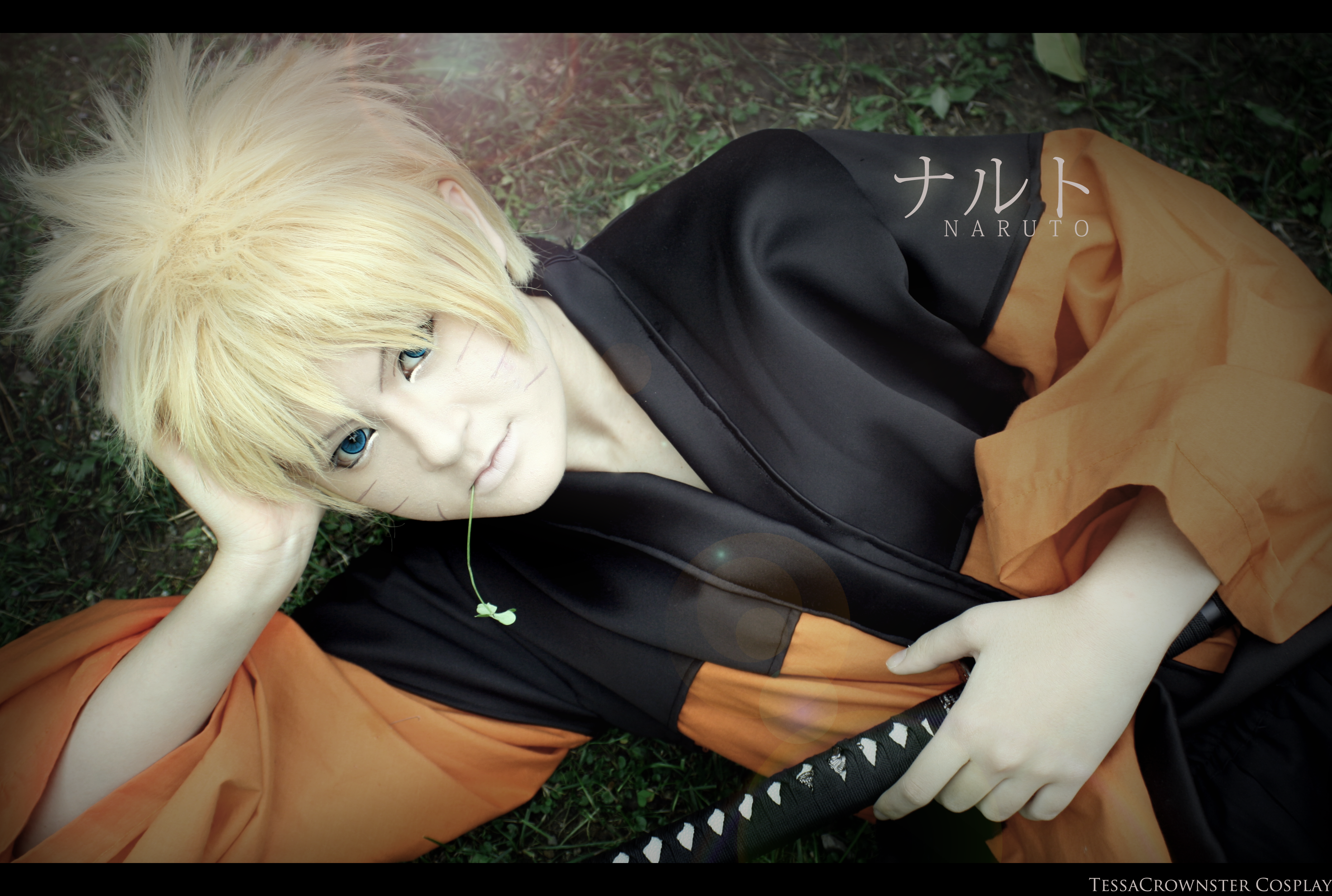 Broken Youth - Uzumaki Naruto by TessaCrownster