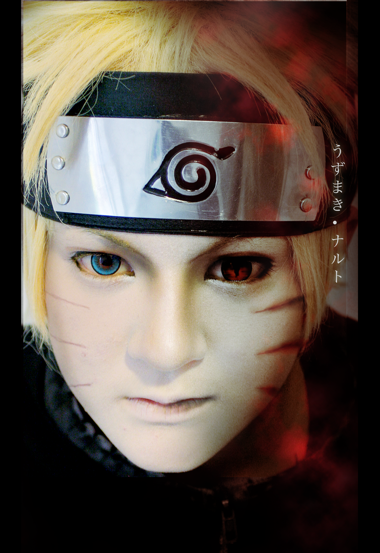 The Chakra of the nine tailed fox - NARUTO by TessaCrownster