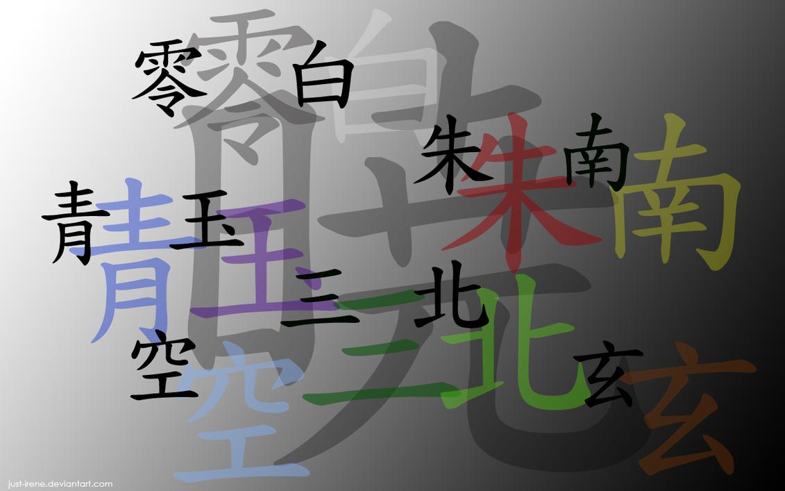 Akatsuki Rings by just-irene