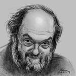 Stanley Kubrick 2.1.19 by MorXn