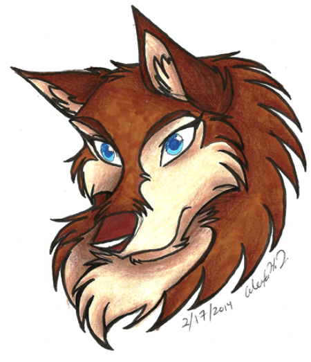 Aleu tattoo by Stray-Sketches