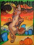 Halloween 2015-Furry Me
