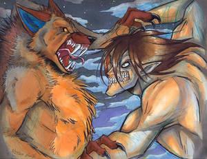 Teach Me to Fight Like a Titan
