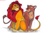 TLK-Mufasa and Sarabi